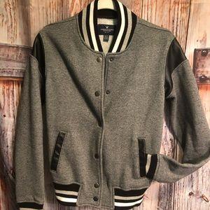 Cute Aeropostale letterman jacket